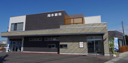 岡本眼科への案内図|岡本眼科 富山市天正寺 眼科専門医